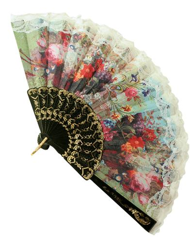 The Language Of Fans (Bouquet - Red)