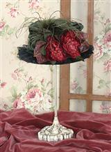 Spiced Peony Hat