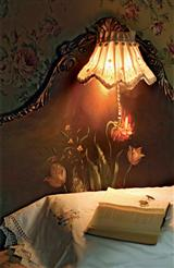 Bedtime Stories Headboard Lamp