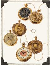 North Pole Pocket Watches