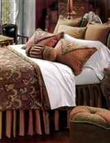 Amelie's Paisley Bed Set (King)