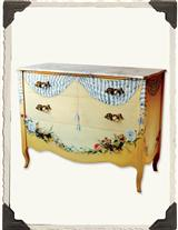 Wildflower Cottage Dresser