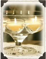 Floating Honey Votives