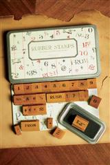 Rubber Stamp Kit