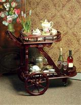 Mrs. Crumpet's Tea Cart