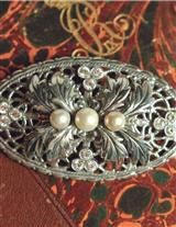 Old Vermont Brooch