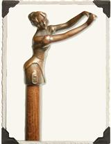 Fine Walking Stick (Lady)