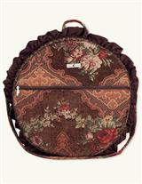 'Isabella's Journey' Soft Luggage (Round Duffle)