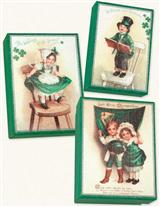 St. Paddy's Boxes (Set Of 3)