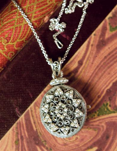 My Beloved 925 Sterling Locket