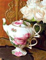 Rose Of Dorchester Tea For One