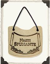 Nasti Spumante (Wine Necklace)