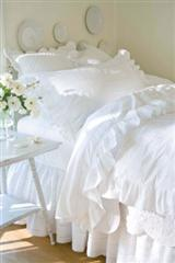 Cape Cod Cottage Duvet Cover (Queen)