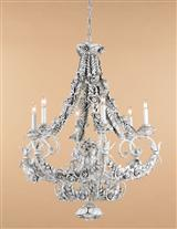 Purity Roses Chandelier