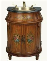Morningside Inn Barrel Vanity
