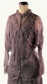 Smoky Amethyst Blouse