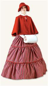 Old English Caroler Costume