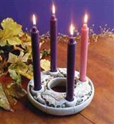 Candles For Advent Wreath (Set Of 4)