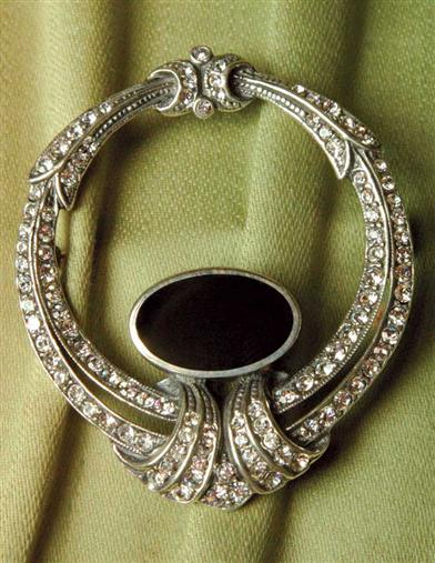 Brussels Brooch