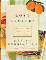 Lost Recipes Book