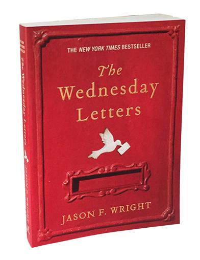 The Wednesday Letters Book