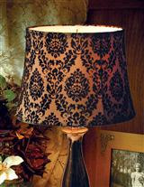 Brocade Lamp Shade
