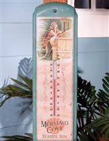 Mermaid Cove Thermometer