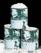 Can Of Snow