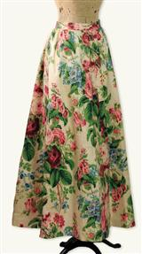Chintz Skirt