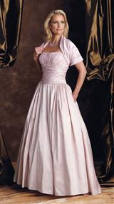 Clair Rose Gown