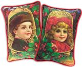 Children Of The Bells Toss Pillows