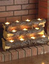 Tealight Fireplace Insert