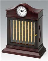 Brass Chimes Musical Clock