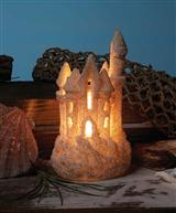 Sandcastle Luminary