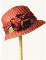 Poppies At Sunset Hat