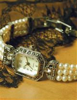 Fresh Water Pearl Watch
