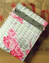 Floral Calling Card Case