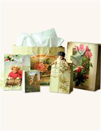 Dickens Gift Bags (Set Of 5)