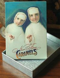 Nun Finer Caramel Tin