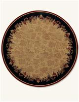 Vineyard Rug 8 Ft Round Ia