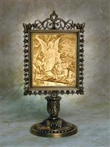 Guardian Angel Lithophane Lamp