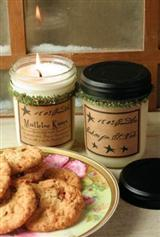 Christmas Jar Candle (Cookies For St. Nick)