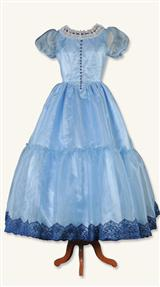 Alices Blue Dress Costume