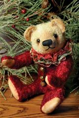 Beardsley Bear (Beary Good Tidings)