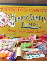 Humpty Dumpty Lumps Candy Tin