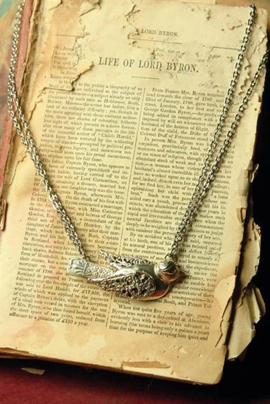 Soaring Bird Necklace