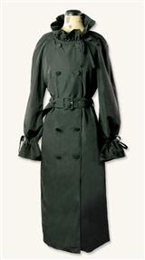 Romantic Trench Coat