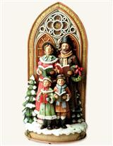 Dickens Carolers Musical Display