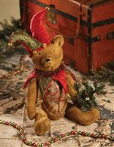 Jester Jingle Bear