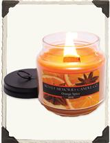 Spice Soy Candle (Orange Spice)